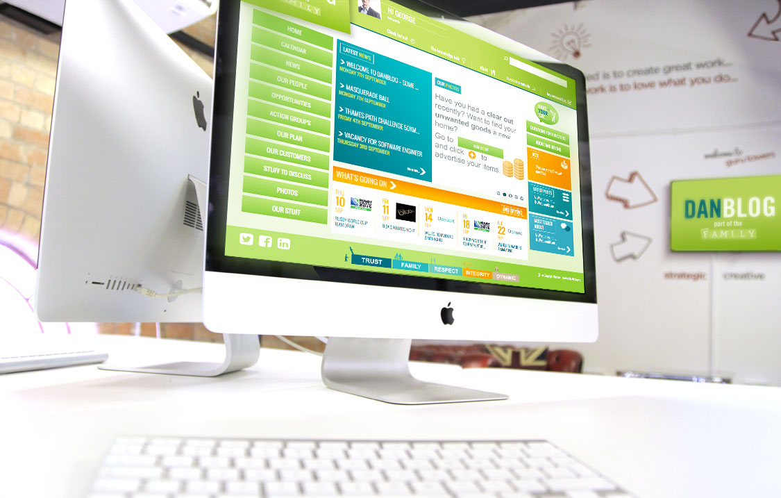 intranet-development