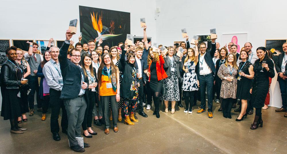 Derby design agency award win